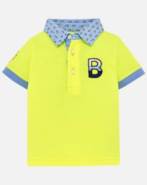 Mayoral,Kurzarm Polo Shirt B Baby Jungen,1116