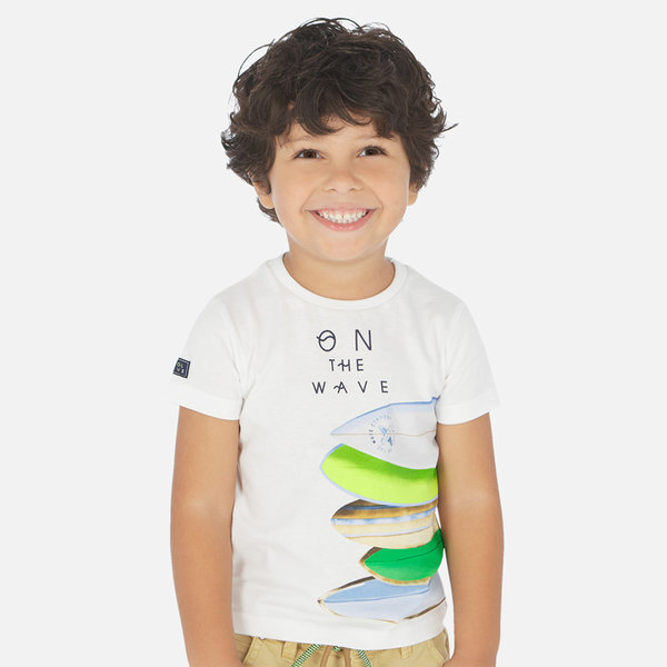 T-Shirt Surf Jungen,3067,Mayoral
